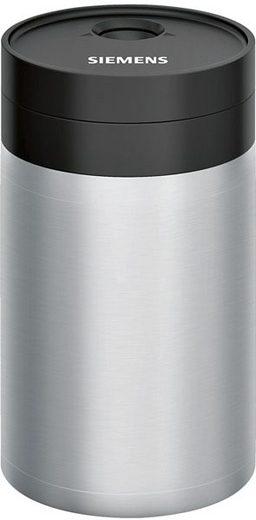 SIEMENS Isoliermilchbehälter TZ80009N, Zubehör für Siemens Kaffeevollautomaten EQ.7 Plus aromaSense, EQ.5 macchiato, EQ.5 macchiatoPlus, mit Schaumgarantie