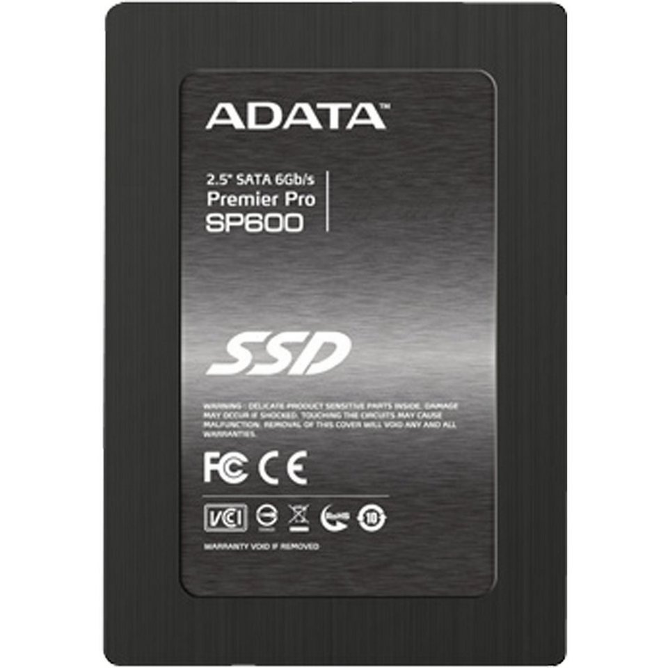 "ADATA Solid State Drive »SP600 2,5"" SSD 128 GB«"