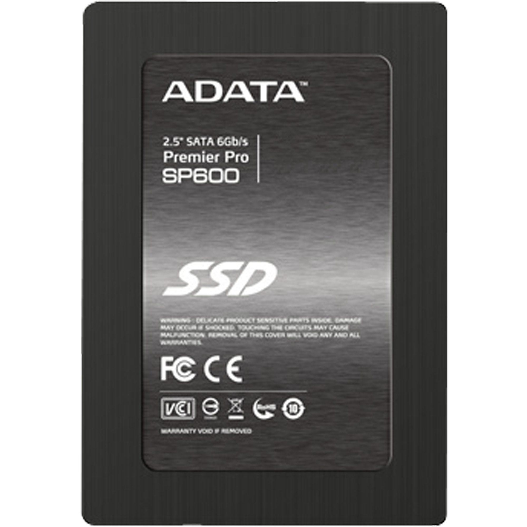 "ADATA Solid State Drive »SP600 2,5"" SSD 128 GB«"