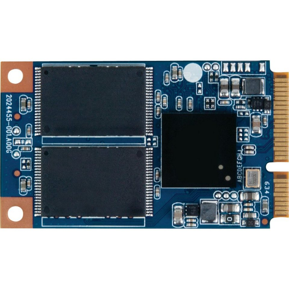 Kingston Solid State Drive »SSDNow mS200 SSD 120 GB«
