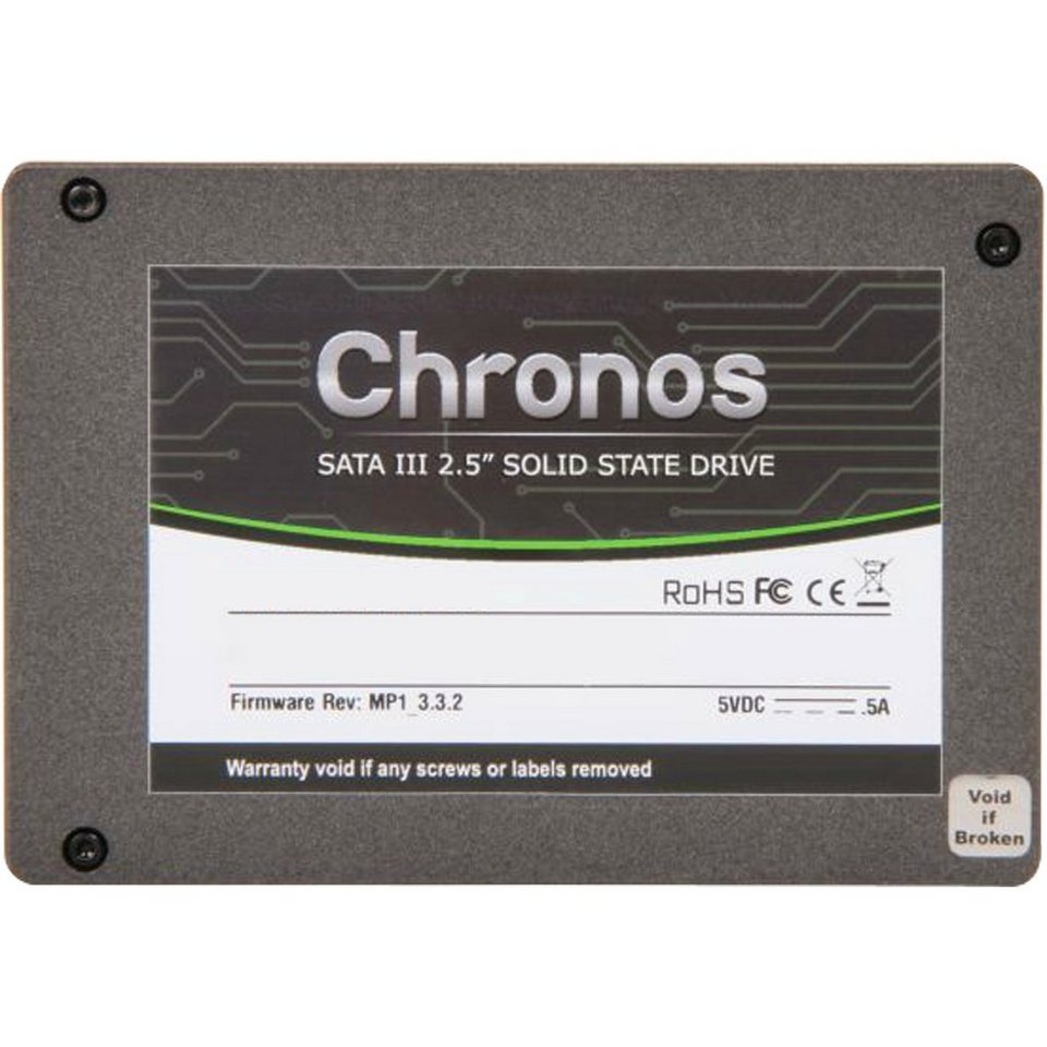 "Mushkin Solid State Drive »Chronos 2,5"" SSD 480 GB«"