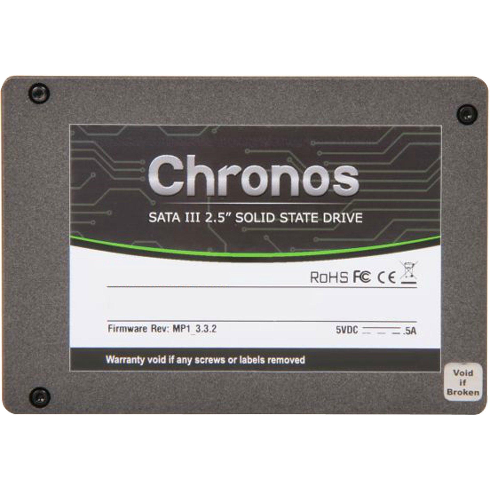 "Mushkin Solid State Drive »Chronos 2,5"" SSD 480 GB«"