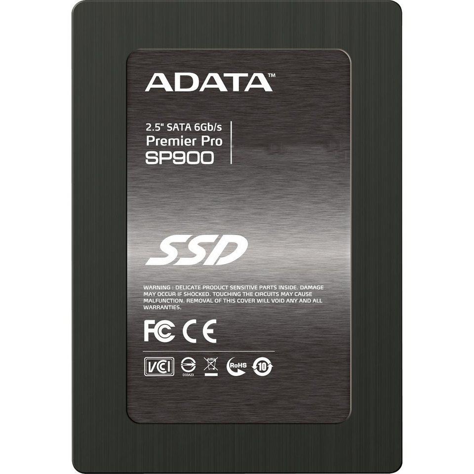 "ADATA Solid State Drive »Premier Pro SP900 2,5"" SSD 256 GB«"