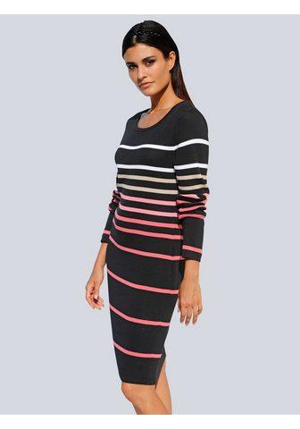 Alba Moda Megzta suknelė iš aukšta kokybė Pima C...