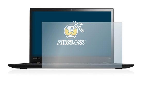 BROTECT Schutzfolie »Panzerglasfolie für Lenovo ThinkPad T460s UltraBook«, Schutzglas Glasfolie klar