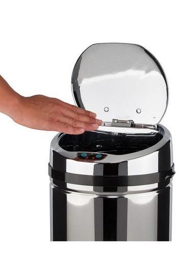 edelstahl abfalleimer echtwerk inox mit infrarotsensor 42 liter online kaufen otto. Black Bedroom Furniture Sets. Home Design Ideas