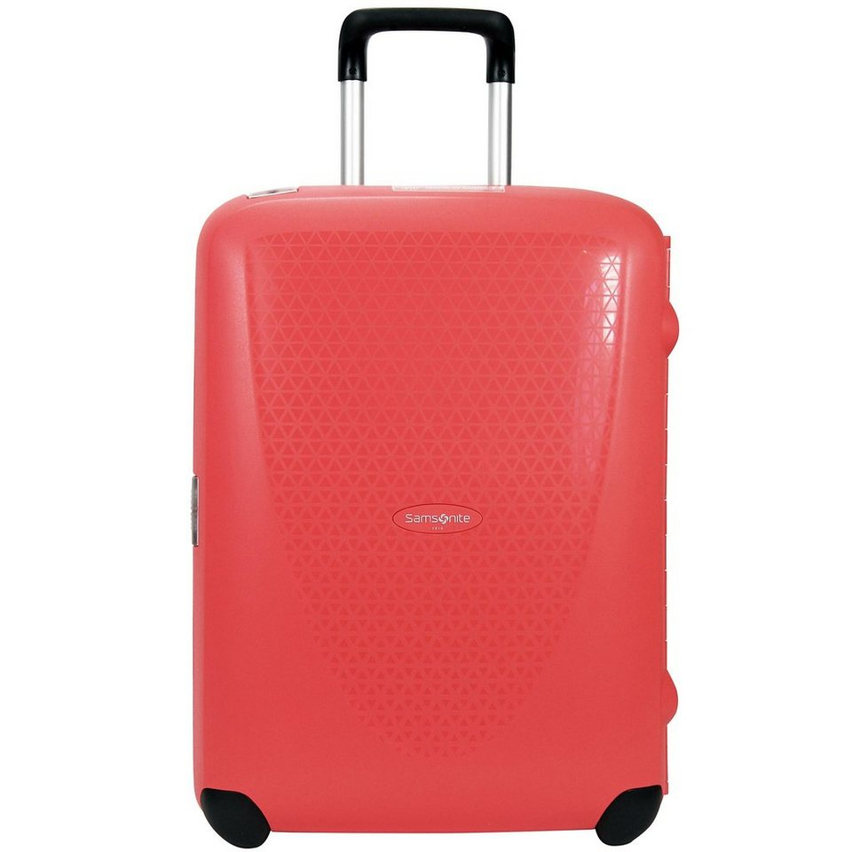 Samsonite Termo Young Upright 2-Rollen Trolley 75 cm in dusty coral