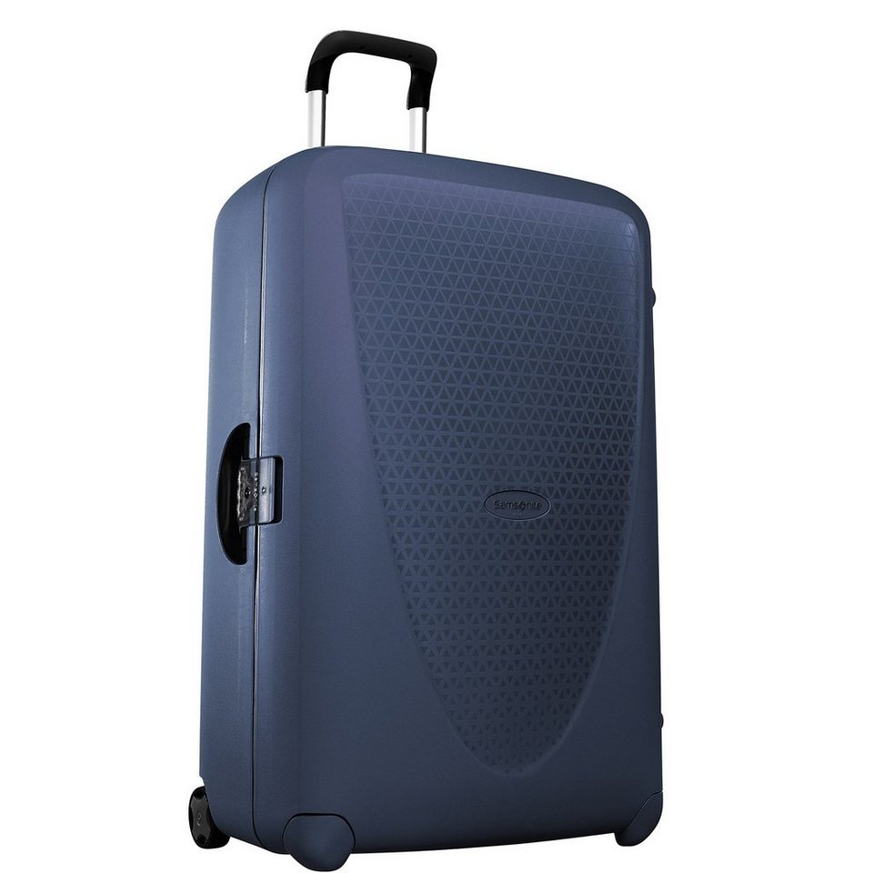 Samsonite Termo Young Upright 2-Rollen Trolley 75 cm in dark blue