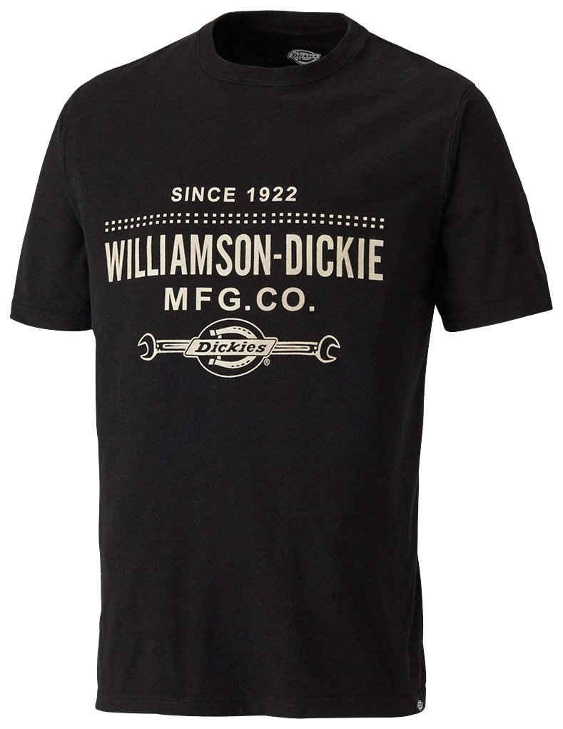 Dickies T-Shirt »Castleton« aus 100% Baumwolle