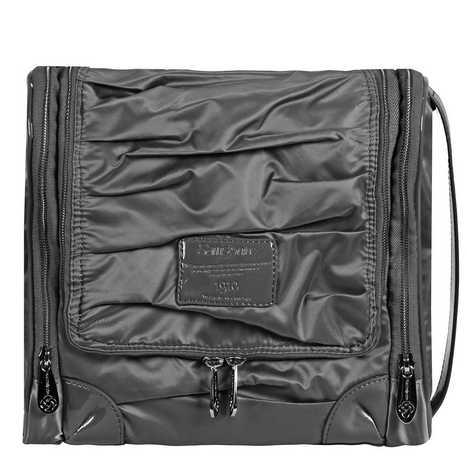 Samsonite Samsonite Thallo Cosmetic Case Toilet Kit Kulturtasche 25,5 cm in black