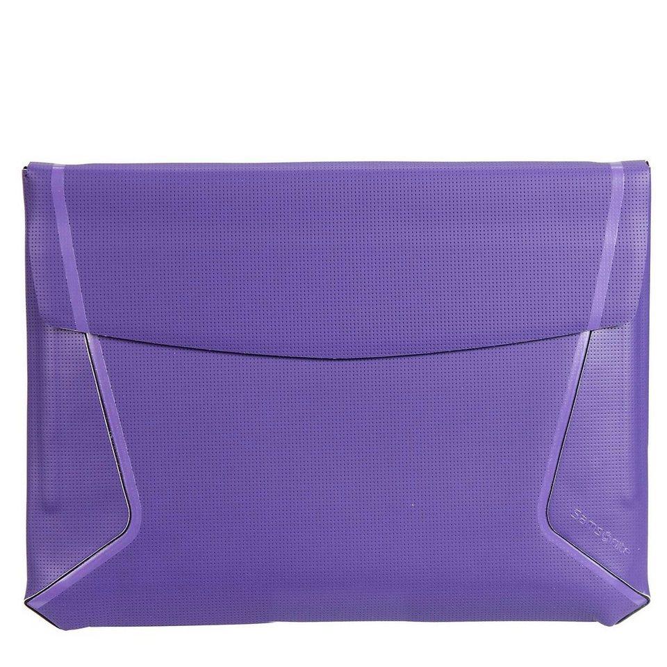 Samsonite Samsonite Thermo Tech Macbook Sleeve Laptophülle 37 cm in purple