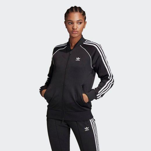adidas Originals Trainingsjacke »SUPERSTAR PB ADICOLOR PRIMEBLUE ORIGINALS REGULAR WOMENS«