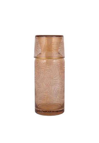 Bella Maison Glas, mit schickem Dekor