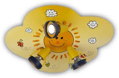 niermann Deckenleuchte »Sunny«, Wolken-Strahler, Sunny