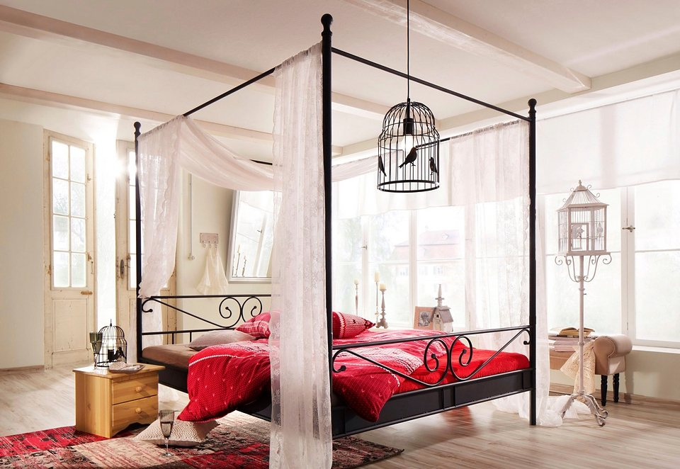 Schlafzimmer Ideen Himmelbett : Himmelbett Ideen » Tolle Bilder ...