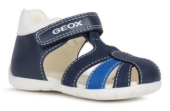 Geox Kids »B Elthan« Lauflernschuh mit weicher Lederinnensohle