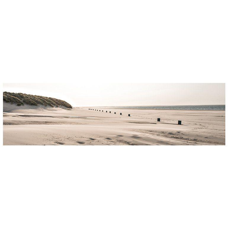 Eurographics Acrylbild »Zeeland« in beige, braun