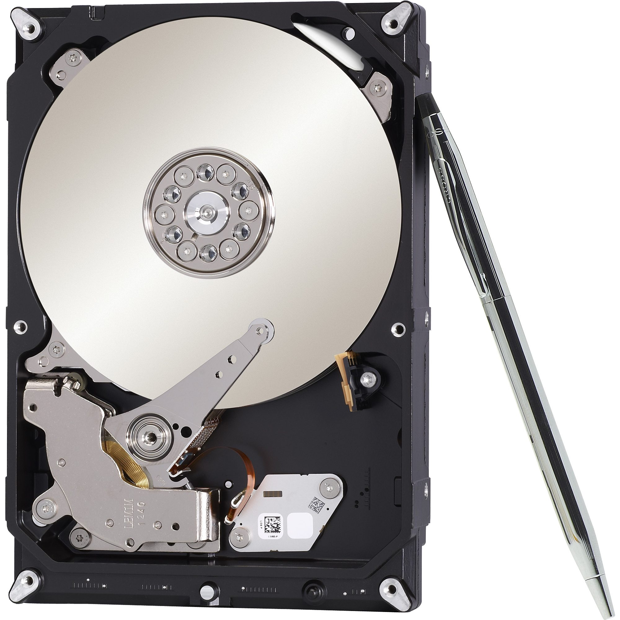 Seagate Festplatte »ST2000VN000 2 TB«