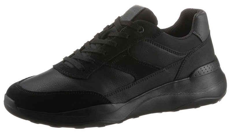 Geox »ALLENIO« Sneaker im monochromen Look