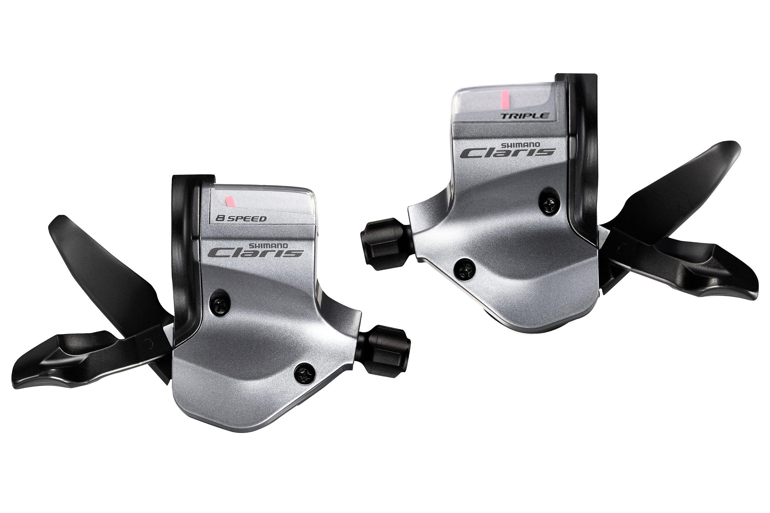 Shimano Schaltung »Claris SL-2400 Schalthebelpaar 3x8-fach«