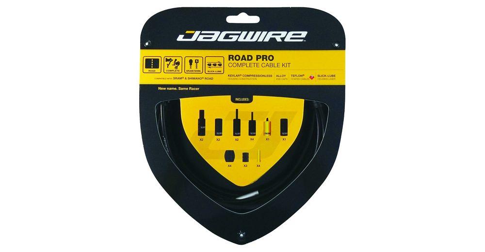 Jagwire Bremszubehör »Road Pro Schalt-/Bremszugset«