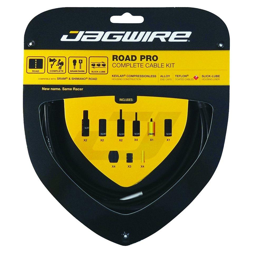 Jagwire Bremszubehör »Road Pro Schalt-/Bremszugset Schalt-/Bremszugset«
