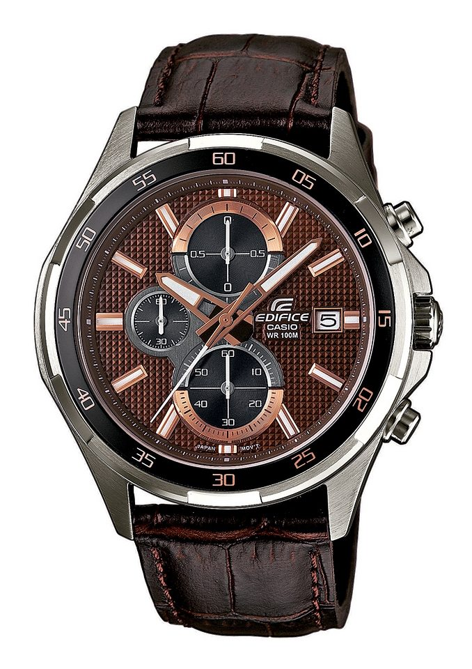 "Casio Edifice, Chronograph, ""EFR-531L-5AVUEF"""