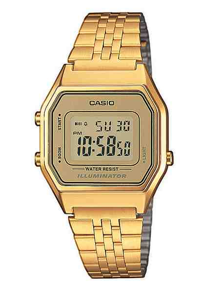 Casio Collection Chronograph »LA680WEGA-9ER«