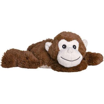Hirsekörnerkissen, »Wärmekuscheltier Affe«, Welliebellies, Wärme zum Liebhaben, geeignet für Mikrowelle und Backofen
