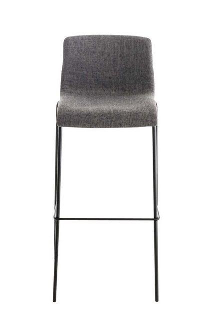 Sessel und Hocker - CLP Barhocker »Hoover Stoff«, 4 Fuß Gestell  - Onlineshop OTTO