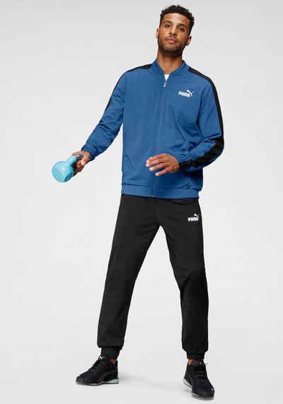 PUMA Trainingsanzug »Baseball Tricot Suit«