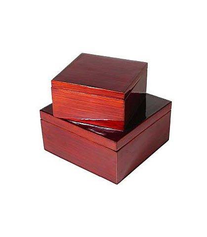 Premium collection by Home affaire Boxen-Set »Bambus« (2er Set)