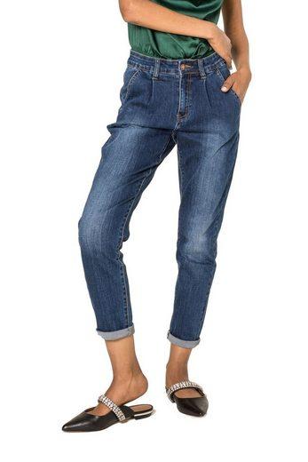 Nina Carter Boyfriend-Jeans »3333« Damen Mom Jeans DARIA