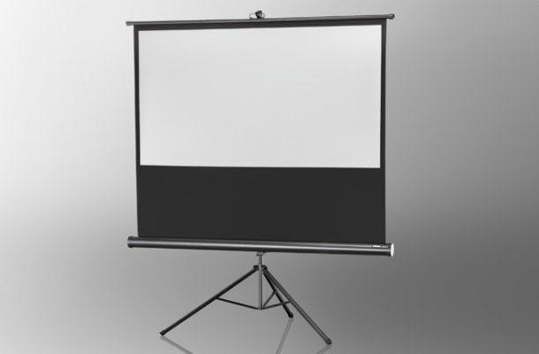 Celexon Leinwände »Stativleinwand Economy 158 x 89 cm«