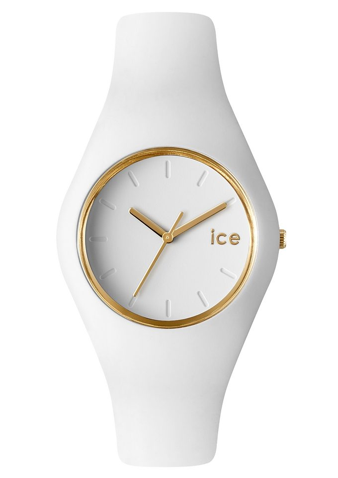 ice-watch Quarzuhr »ICE-GLAM, ICE.GL.WE.U.S.13«