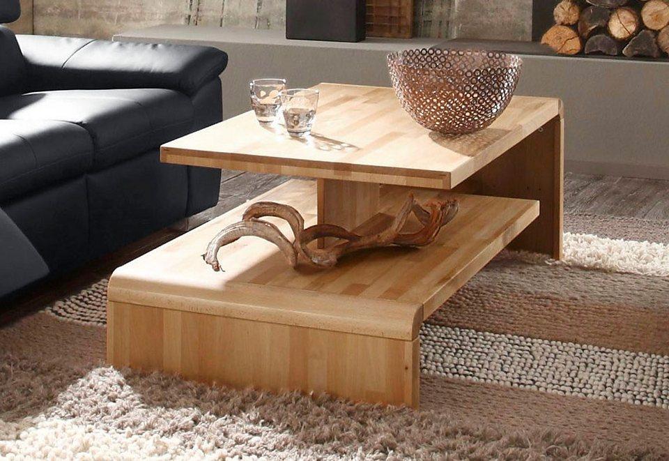 Home Affaire Couchtisch 1 8 Cm Starke Tischplatte Online Kaufen Otto