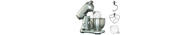 Gastroback Küchenmaschine Design Advanced Pro, 1000 Watt, 4,7 l