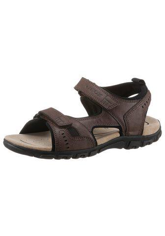 Geox »UOMO sandalai STRADA« sandalai su pra...