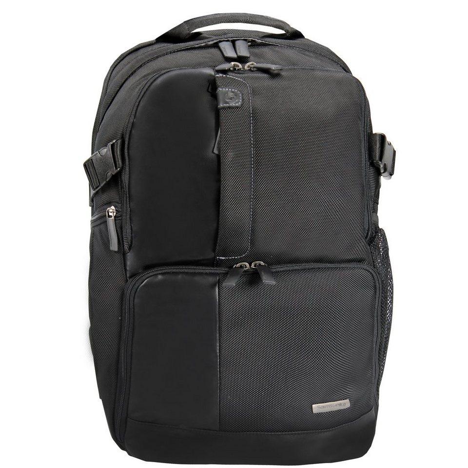 samsonite fotonox rucksack backpack 200 41 cm laptopfach online kaufen otto. Black Bedroom Furniture Sets. Home Design Ideas