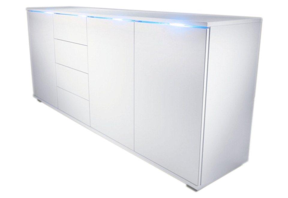 matt-hochglanz Kommoden online kaufen   Möbel-Suchmaschine ...
