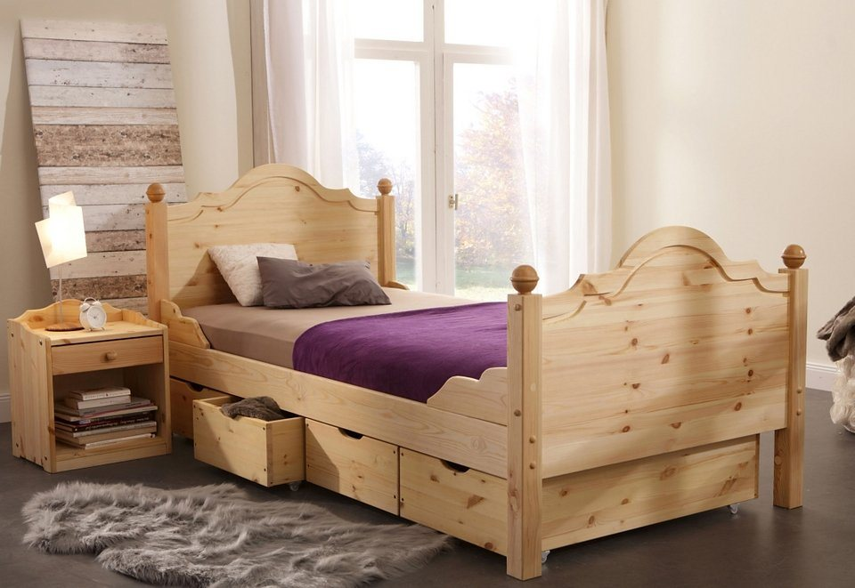 bett silenta online kaufen otto. Black Bedroom Furniture Sets. Home Design Ideas