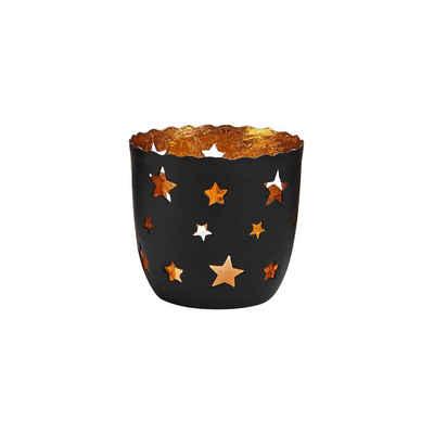 BUTLERS Teelichthalter »DELIGHT Teelichthalter Sterne klein«