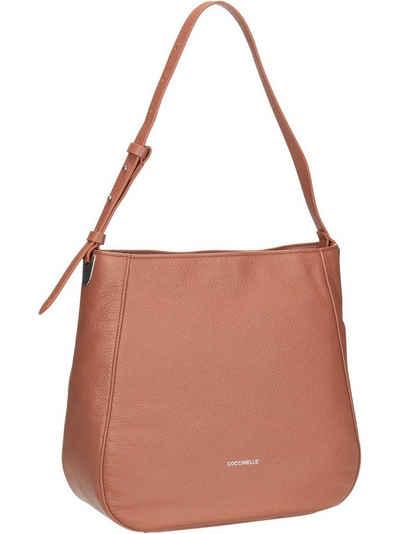 COCCINELLE Handtasche »Lea 1301«, Beuteltasche / Hobo Bag