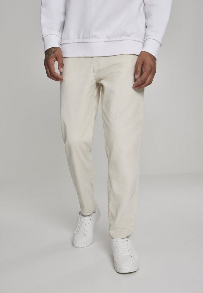 urban classics -  5-Pocket-Hose »Corduroy 5 Pocket Pants«