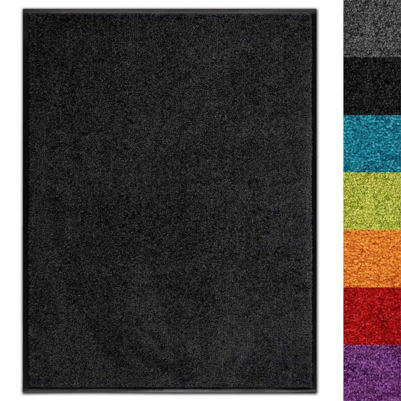 Fußmatte »Use&Wash«, Kubus, Rechteckig, Höhe 8 mm, Schmutzfangmatte