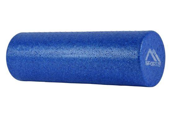 MSports® Pilatesrolle »Faszienrolle Professional Studio Qualität inkl. Übungsposter Massagerolle Foamroller«