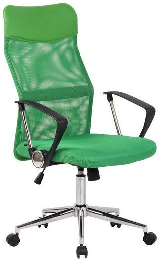 CLP Schreibtischstuhl »Korba«, höhenverstellbar und drehbar