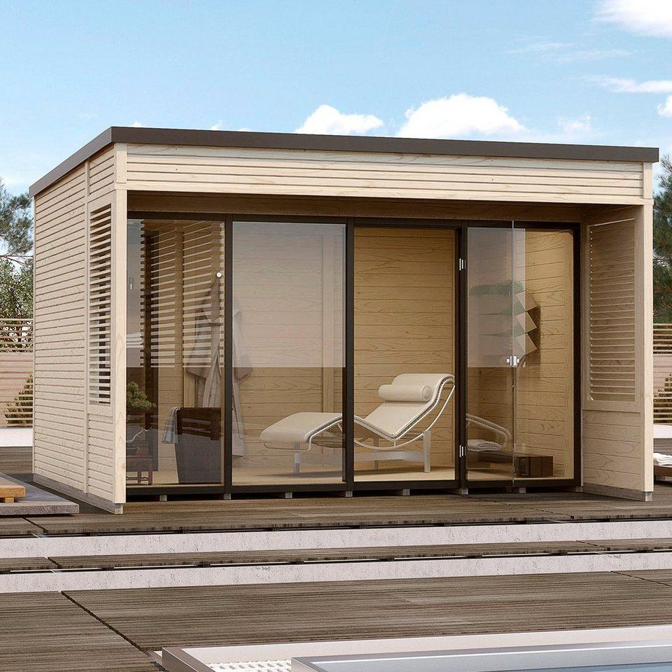Weka Gartenhaus Cubilis 2 0 Gr 2 Bxt 388x494 Cm Online Kaufen Otto