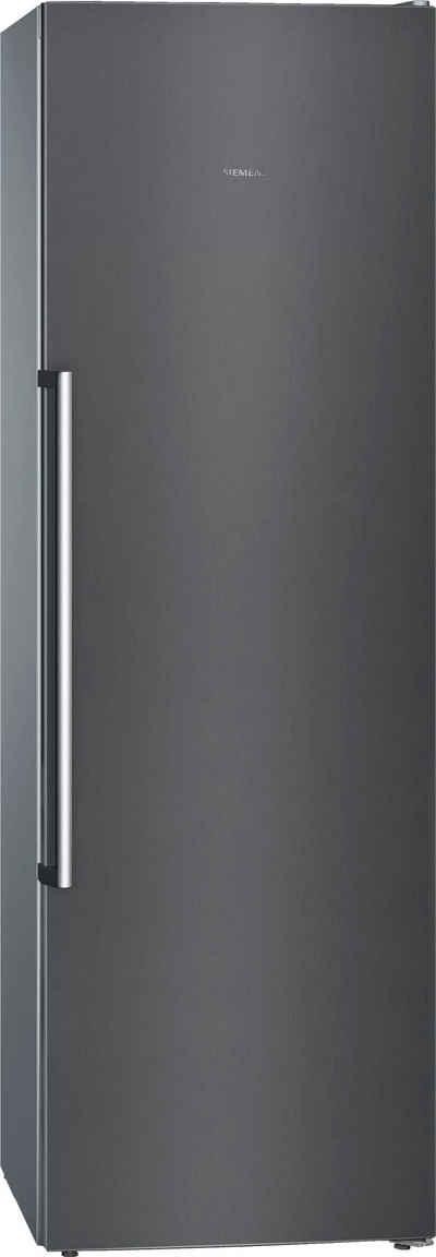 SIEMENS Gefrierschrank iQ500 GS36NAXEP, 186 cm hoch, 60 cm breit