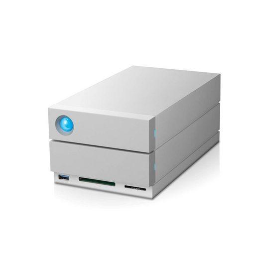 LaCie »2big Dock Thunderbolt3 ext. Festplatte 16GB« externe HDD-Festplatte